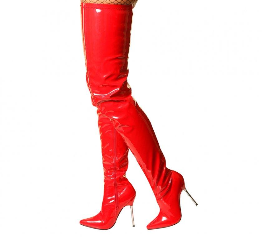 Gabriela – Red Patent